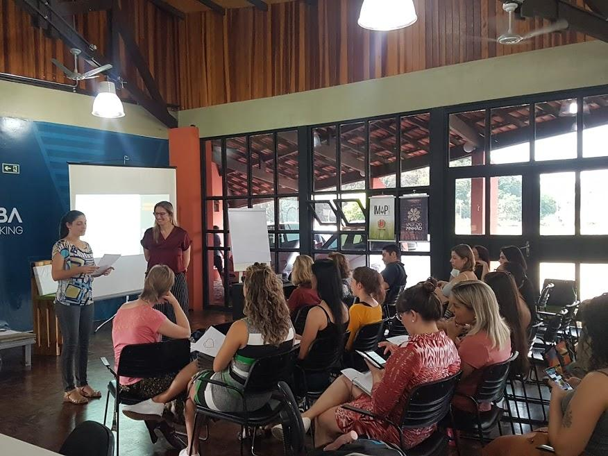 Worktiba- O primeiro coworking público do Brasil