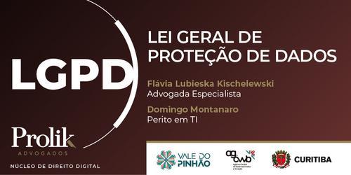 Seminário sobre a LGPD e Cyber Segurança