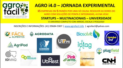 Agro i4.0 Jornada Experimental