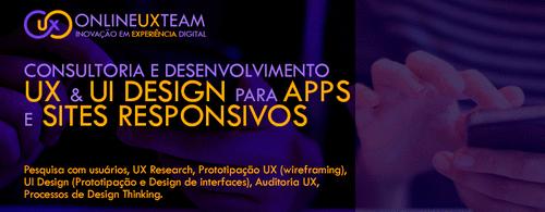 O primeiro esquadrão de UX e UI Design remoto do Brasil, conheça o Online UX Team