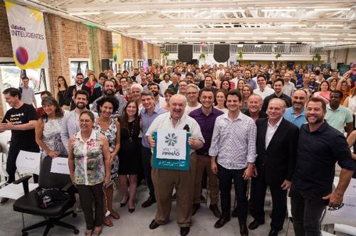 CRIA abriu as portas para as startups da cidade com evento que reuniu mil pessoas