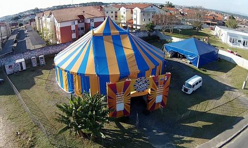 O que é que tem no circo para um empreendedor?
