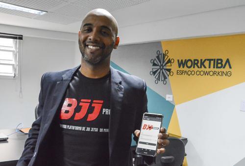 A BJJ Progress Startup de Jiu Jitsu Curitibana Chega ao UFC.