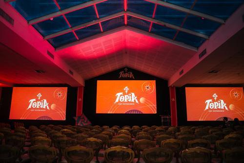 Topia Art Experience fomenta Turismo em Curitiba ao trazer 86% de público de fora da cidade