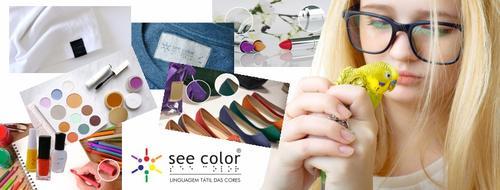 See Color - Linguagem Tátil das Cores