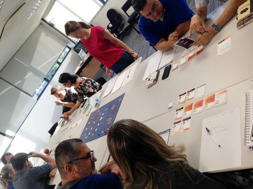 Fomentando o ecossistema startup através de um jogo de tabuleiro